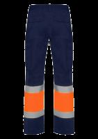 Spodnie ostrzegawcze z nadrukiem firmowym 339