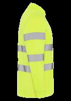 Polo ostrzegawcze długi rękaw z nadrukiem firmowym 335