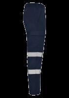 Spodnie ostrzegawcze z nadrukiem firmowym 431