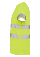 Koszulka ostrzegawcza z nadrukiem firmowym 335
