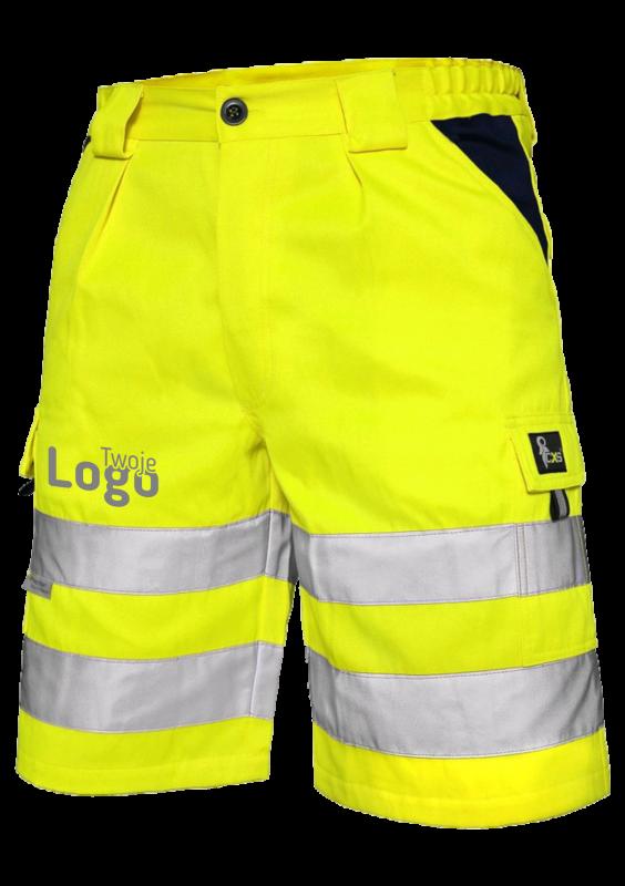 Spodnie krótkie (szorty) ostrzegawcze Norwich