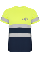 Koszulka ostrzegawcza z nadrukiem firmowym 331